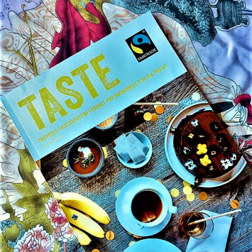 Katalog fairtradových výrobků TASTE