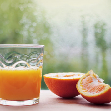 Ovocné džusy