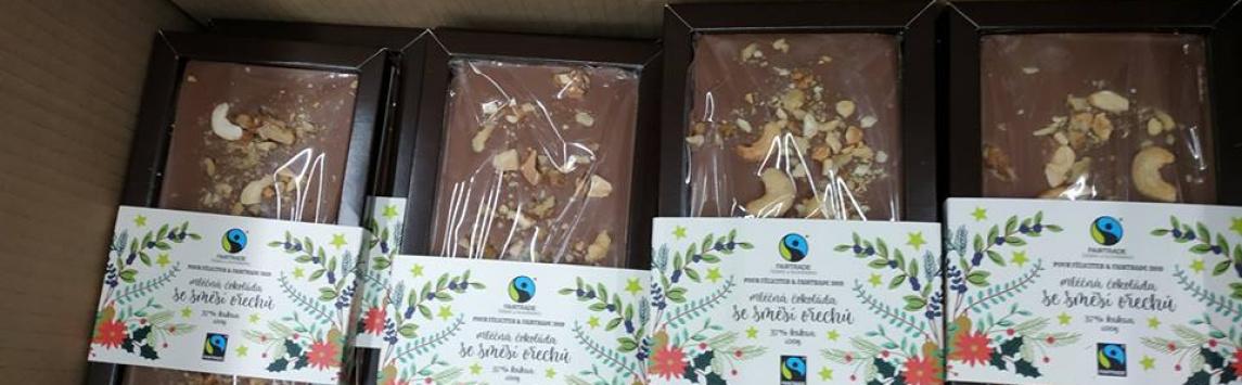 V rámci Giving Tuesday jsme pozvali seniory do Muzea čokolády