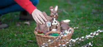 Velikonoce a čokoláda