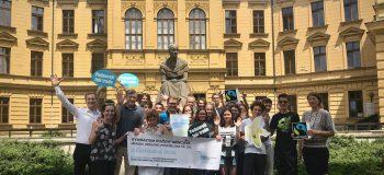 Gymnázium B. Němcové HK je Fairtradová škola